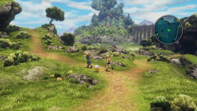 In World of Final Fantasy besucht ihr im Land Grymoire zahlreiche Orte, die teilweise aus anderen Teilen der Serie bekannt sind.