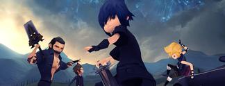 Final Fantasy 15 - Pocket Edition: Das große Abenteuer für den kleinen Bildschirm
