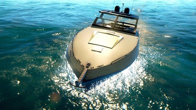 Mit dem World Ship Simulator geht es hinaus auf die hohe See.