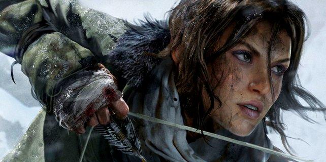 Rise of the Tomb Raider: der erneute Kampf ums überleben.