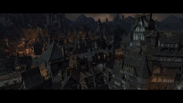 Die Gebäude des Imperiums