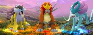 Pokémon Go: Neue Legendäre Pokémon