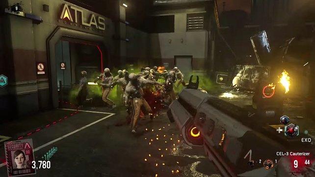 Havoc heißt der neue Zusatzinhalt für Call of Duty - Advanced Warfare.