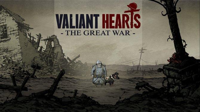 Ist das hier das Titelbild von Valiant Hearts? Die Stimmung fängt es auf jeden Fall gekonnt ein.