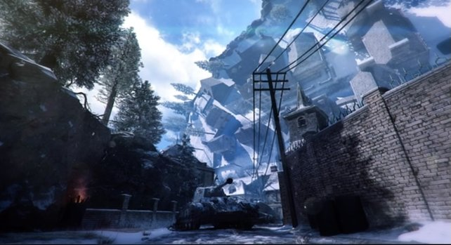 Einmal mehr zu den Call of Duty-Wurzeln zurückkehren.