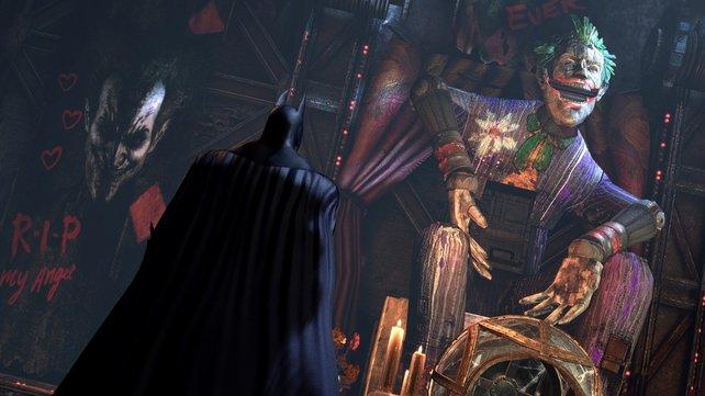 Ob Batman diesmal den Joker endlich endgülig besiegen wird?
