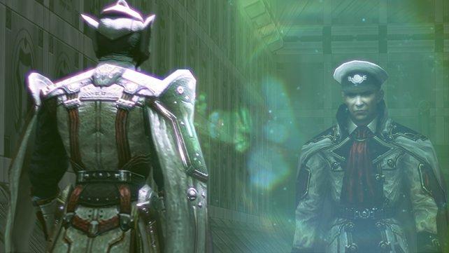 Die Schergen des Milites-Imperiums bereiten eine Invasion vor.