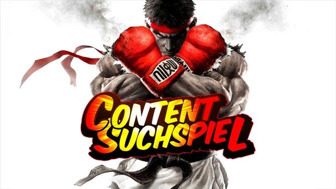 Eigentlich: Street Fighter 5