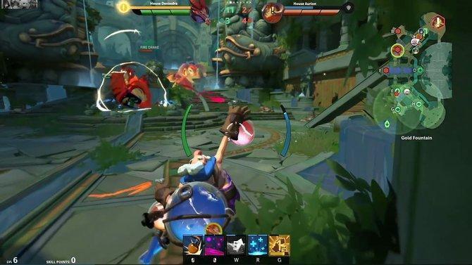 Die kommende Moba-Action Gigantic bietet bewährten Spielablauf mit erfrischend neuen Elementen.