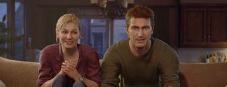 Uncharted: Spider-Man als Nathan Drake