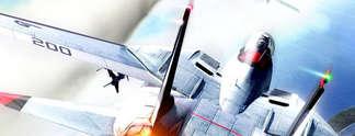 PS3-Spiel After Burner Climax auf PC emuliert