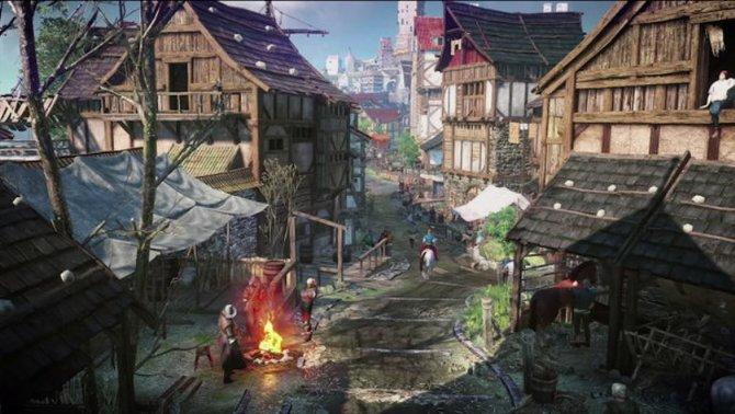 In The Witcher 3 hält sich Dijkstra in der Stadt Novigrad auf.