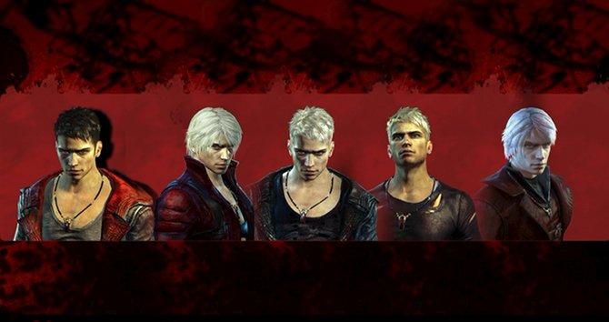 In der Definitive Edition von DmC: Devil May Cry könnt ihr eines von fünf Kostümen für Dante wählen.