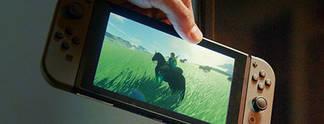 Nintendo Switch: Rekordverkäufe in Europa, Breath of the Wild vorne mit dabei