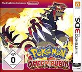Pok�mon - Omega Rubin (3DS)