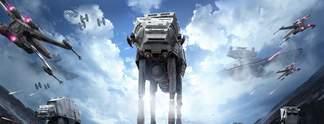 Vorschauen: Star Wars Battlefront: 5 Gr�nde, weshalb ihr die Beta nicht braucht