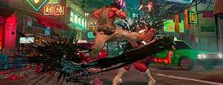 Street Fighter 5: Beim allerersten Anspiel-Termin fliegen die Fetzen