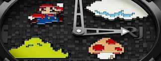 Super-Mario-Uhr f�r knapp 18.000 Euro