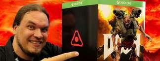 Uffruppe #183 - Die Doom Collector's Edition aus der Hölle + Gewinnspiel