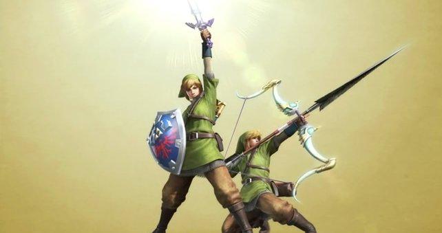 Da kommt unweigerlich Zelda-Stimmung auf.