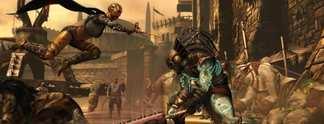 Mortal Kombat X: Vier neue K�mpfer bereichern das Spiel