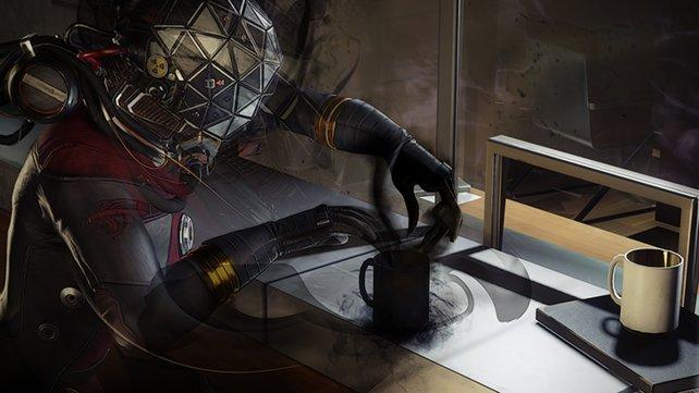 """Die Fähigkeit """"Mimikry"""" verwandelt euch in unterschiedliche Gegenstände. (Bildquelle: bethesda.net)"""