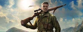 Vorschauen: Sniper Elite 4: Alt-Nazis im Fadenkreuz