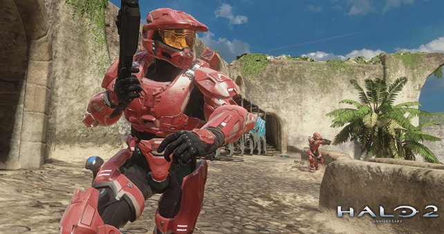 Der Mehrspieler-Modus von Halo 2 sah nie besser aus.