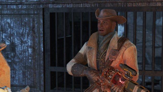 """Preston Garvey, er gehört zur Fraktion der """"Minutemen"""