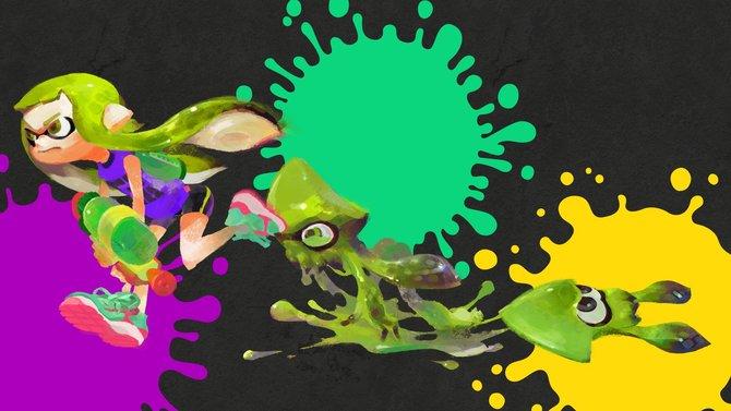Splatoon: Explosiver Mehrspieler-Farbspaß auf der Wii-U.