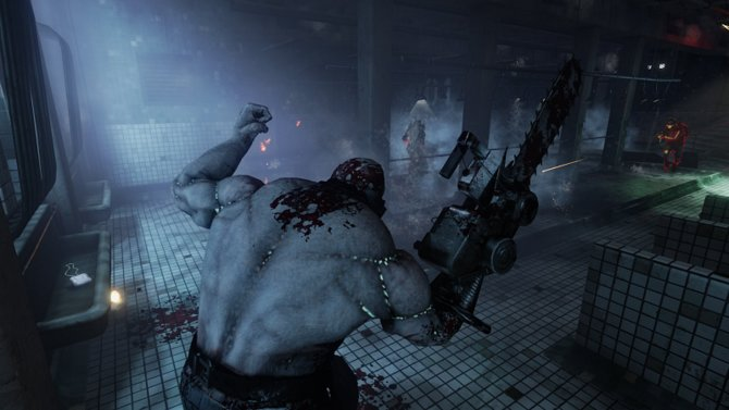 Auch den Ungeheuern geben die Entwickler von Killig Floor 2 reichlich Waffen an die Hand.