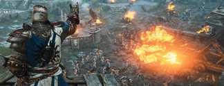 For Honor: Ubisoft sperrt tausende Spieler
