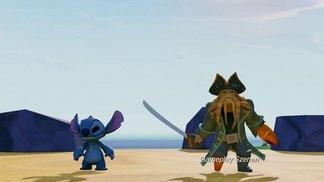 Stitch und Tinkerbell - Trailer