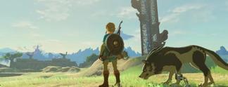 The Legend of Zelda - Breath of the Wild: Ist die Spielwelt größer als Skyrim?