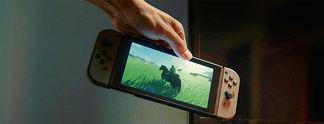 Nintendo Switch: So viele Konsolenkäufer haben auch zu Zelda - Breath of the Wild gegriffen