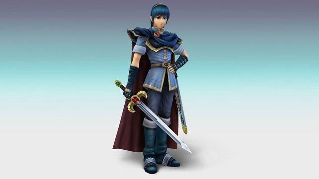 Wie sein Serienkollege Ike verfügt Marth über mächtige Schwerthiebe, er setzt jedoch auf Technik.