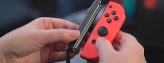 Specials: Nintendo Switch: So nutzt ihr die Joy-Cons optimal