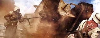 Vorschauen: Battlefield 1 Open Beta: So spielt sich der Wüstenkrieg + 33 Minuten Video