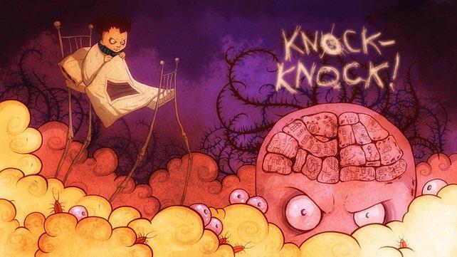 Knock Knock kommt nun auch für PS4.