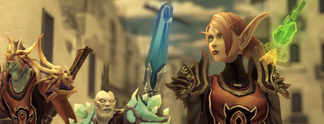 World of Warcraft trifft auf Counter-Strike: Warcraft - Global Offensive als Video