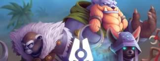 """Panorama: Ruin: Mod auf """"Warcraft 3""""-Basis will eure Herzen mit einem neuen Spiel erobern"""