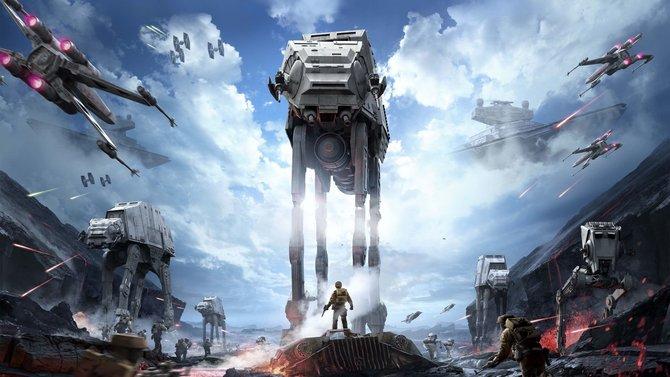 Eines der dominierenden Spiele der E3 2015: Star Wars Battlefront.