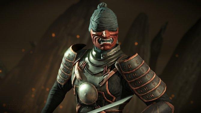 """In Mortal Kombat X könnt ihr auch das alternative Aussehen """"Ronin"""" für Kenshi freispielen."""