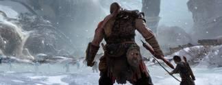 God of War: Deswegen spielt ihr Kratos aus einer anderen Perspektive