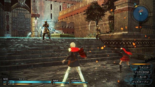 Die hohe Auflösung von PS4 und Xbox One kommt dem Spiel sehr zu Gute.