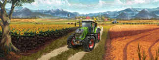 Tests: Landwirtschafts-Simulator 17: Konservative, aber spaßige Neuauflage