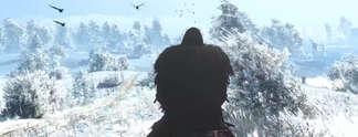 Panorama: The Witcher 3: Mod bringt den Schnee nach Velen