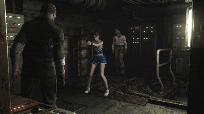 Resident Evil Zero HD: Auch wenn dieser Teil nicht als erstes erschienen ist, spielt er chronologisch gesehen am frühesten.