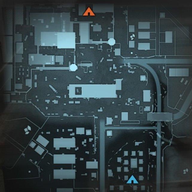 Karte: Black Site