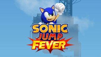 Sonic Jump Fever - Ankündigungstrailer